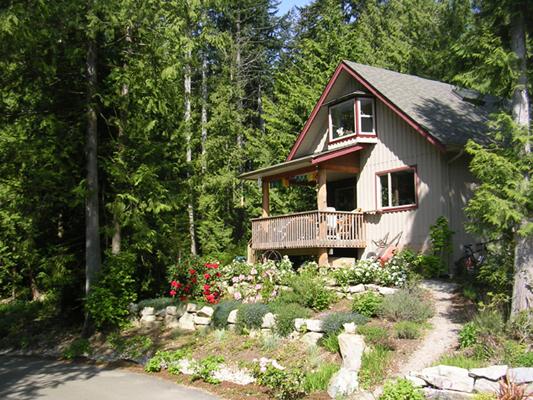 Angela & Ron's House